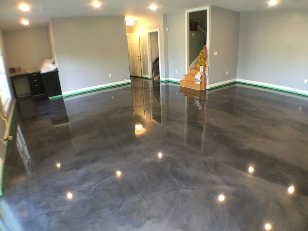 Acid Stained Concrete Tampa FL