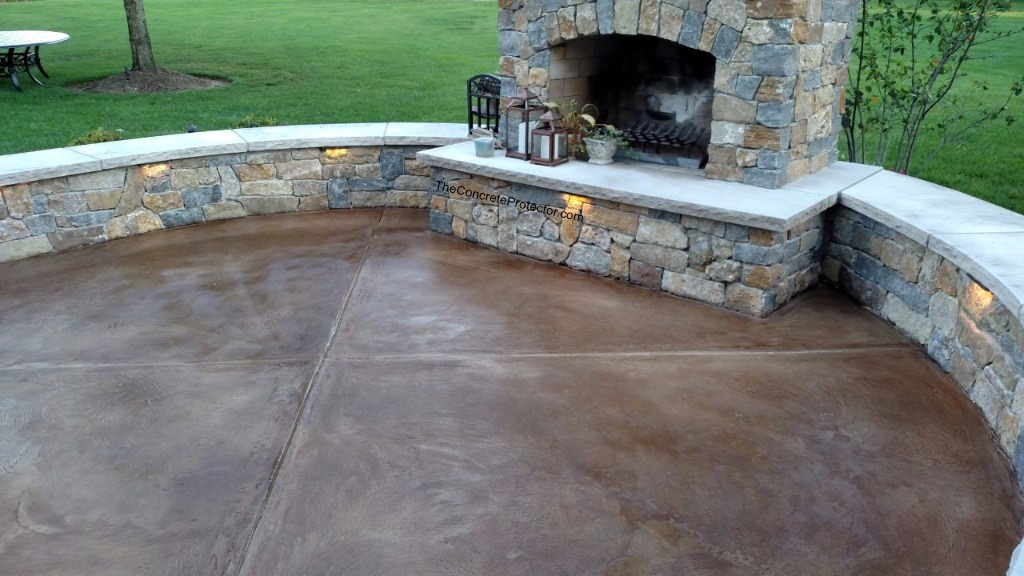Tampa Custom countertop Concrete