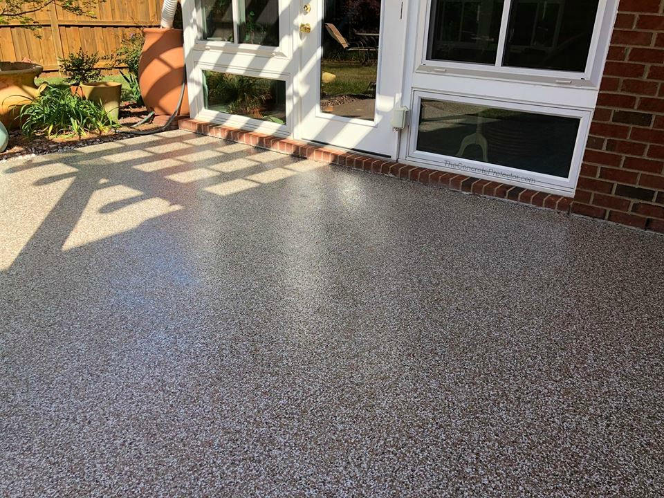 Stained Concrete Services Tampa