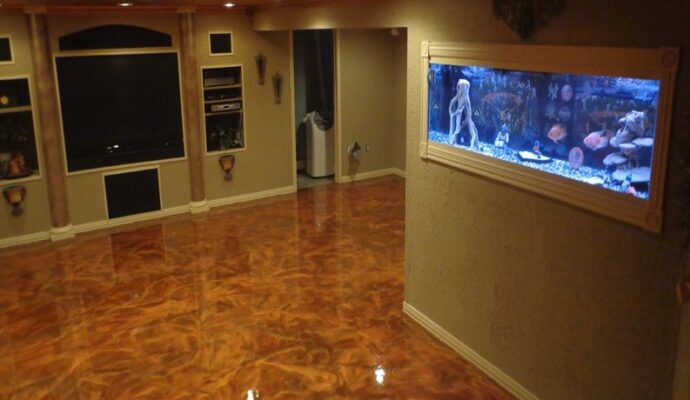 Tampa Concrete Flooring & Countertops, Polished concrete, Stained concrete, Epoxy Floor, Sealed concrete, Stamped concrete, Concrete overlay40-We offer custom concrete solutions including Polished concrete, Stained concrete, Epoxy Floor, Sealed concrete, Stamped concrete, Concrete overlay, Concrete countertops, Concrete summer kitchens, Driveway repairs, Concrete pool water falls, and more.