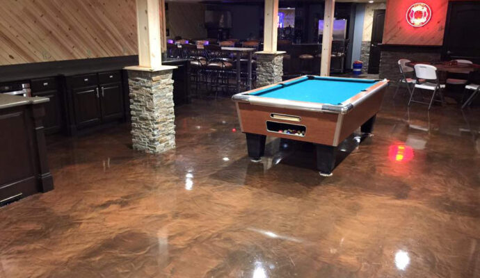 Tampa Concrete Flooring & Countertops, Polished concrete, Stained concrete, Epoxy Floor, Sealed concrete, Stamped concrete, Concrete overlay41-We offer custom concrete solutions including Polished concrete, Stained concrete, Epoxy Floor, Sealed concrete, Stamped concrete, Concrete overlay, Concrete countertops, Concrete summer kitchens, Driveway repairs, Concrete pool water falls, and more.