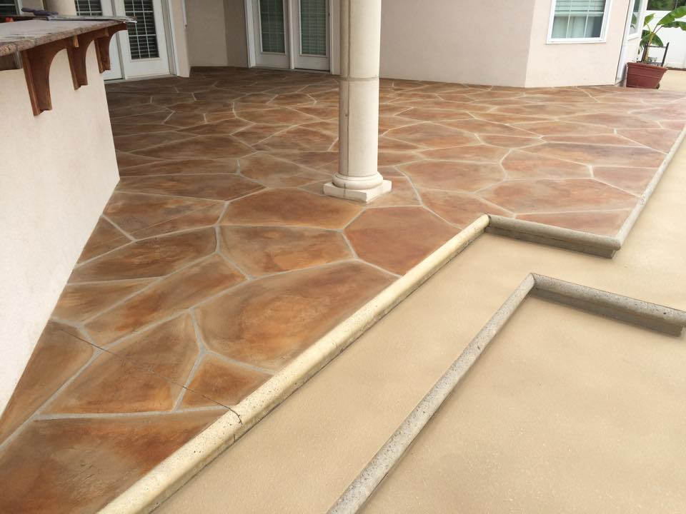 Tampa Concrete Flooring & Countertops, Polished concrete, Stained concrete, Epoxy Floor, Sealed concrete, Stamped concrete, Concrete overlay44